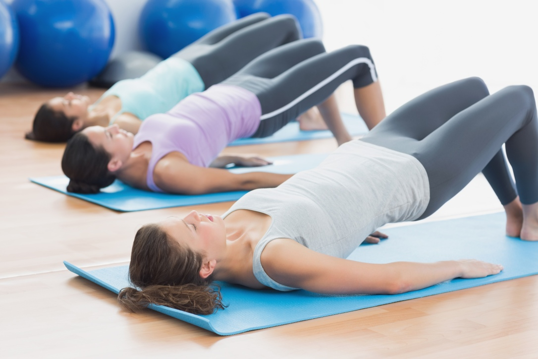 Pilates Class in York