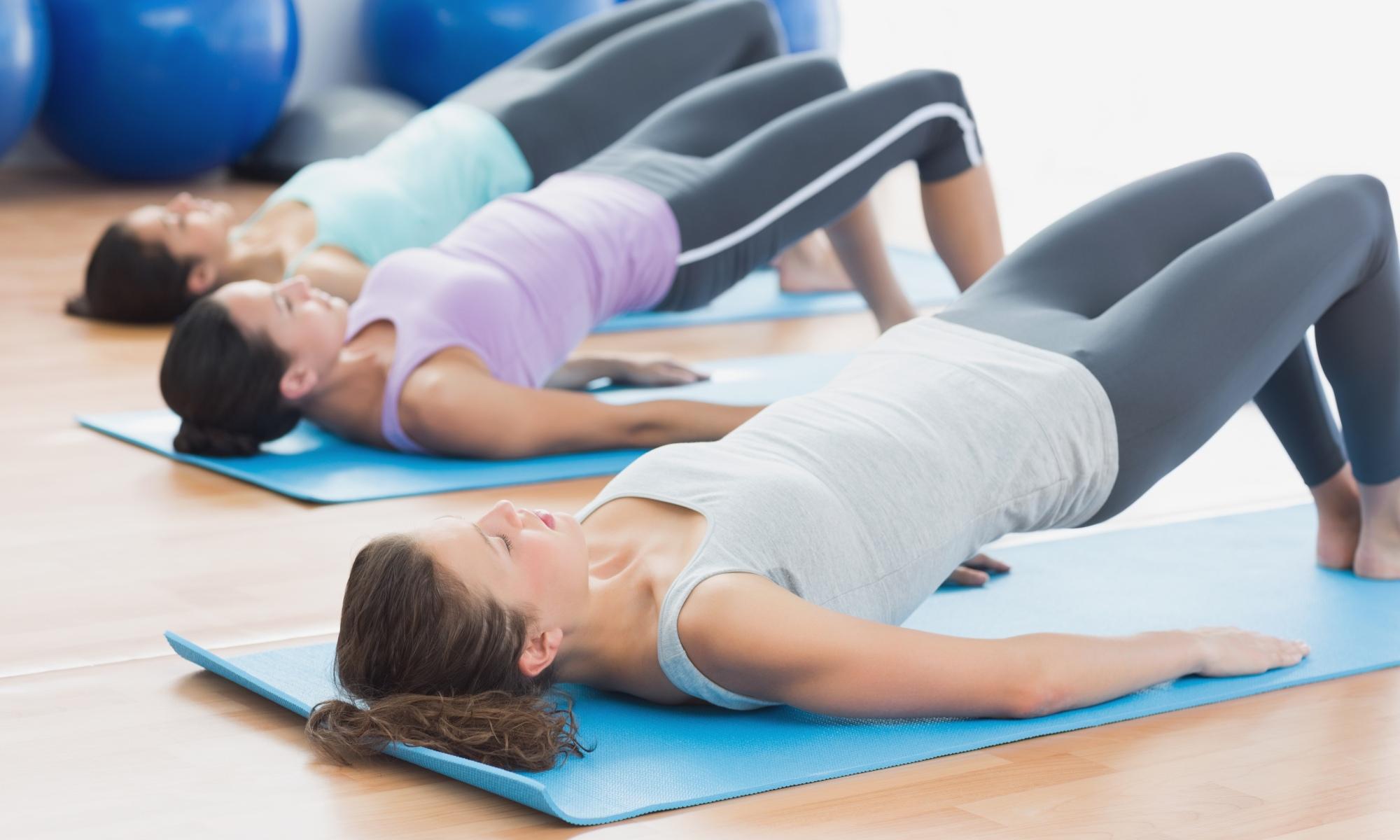 Pilates Class in York